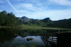 Blea Tarn dawn