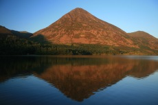 Grasmoor sundown
