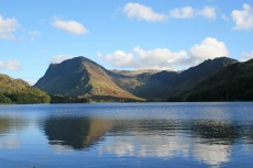 Summer evening Buttermere